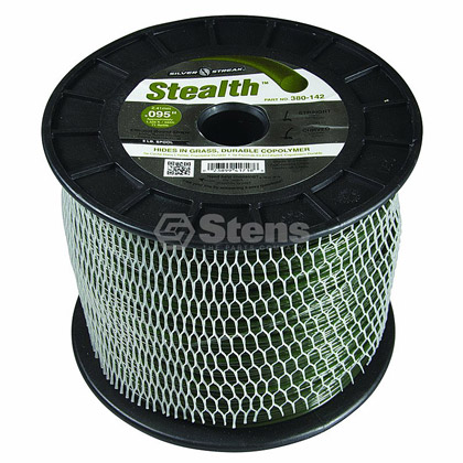 "Picture of .095"" ""Stealth"" Trimmer Line - 5 lb. Spool"