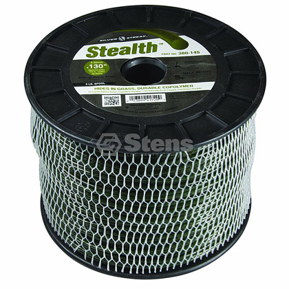 "Picture of .130"" ""Stealth"" Trimmer Line - 5 lb. Spool"
