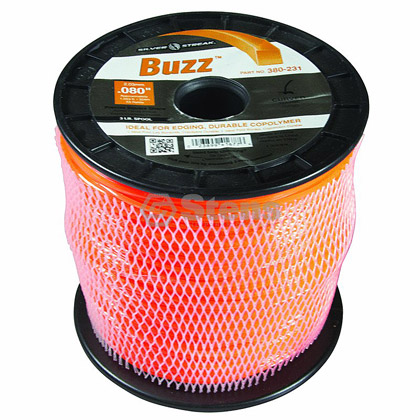 "Picture of .080"" ""Buzz"" Trimmer Line - 3 lb. Spool"