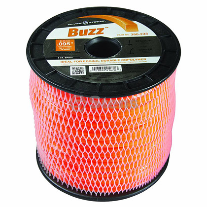"Picture of .095"" ""Buzz"" Trimmer Line - 3 lb. Spool"