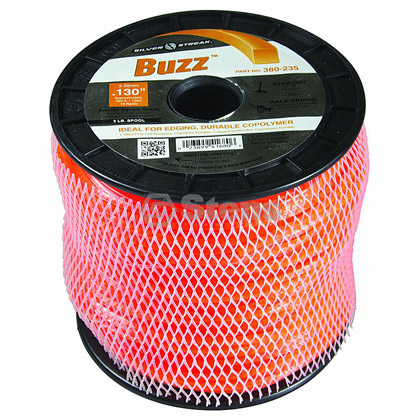 "Picture of .130"" ""Buzz"" Trimmer Line - 3 lb. Spool"