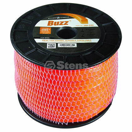 "Picture of .095"" ""Buzz"" Trimmer Line - 5 lb. Spool"