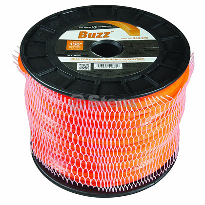 "Picture of .130"" ""Buzz"" Trimmer Line - 5 lb. Spool"