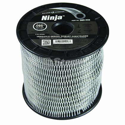 "Picture of .095"" ""Ninja"" Trimmer Line - 3 lb. Spool"
