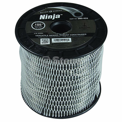 "Picture of .105"" ""Ninja"" Trimmer Line - 3 lb. Spool"