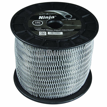 "Picture of .105"" ""Ninja"" Trimmer Line - 5 lb. Spool"