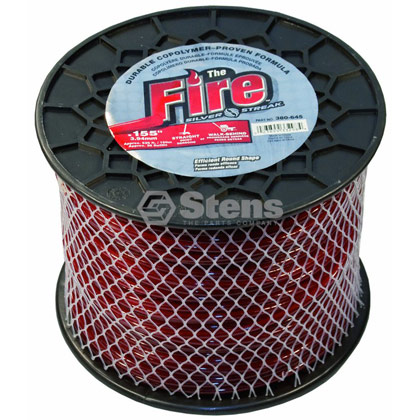 "Picture of .155"" ""Fire"" Trimmer Line - 5 lb. Spool"