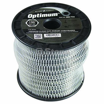 "Picture of .130"" ""Optimum"" Trimmer Line - 3 lb. Spool"