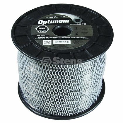 "Picture of .095"" ""Optimum"" Trimmer Line - 5 lb. Spool"