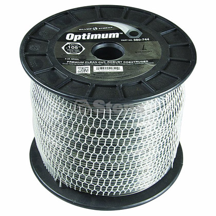 "Picture of .105"" ""Optimum"" Trimmer Line - 5 lb. Spool"