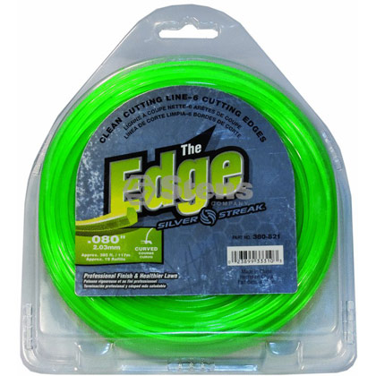 "Picture of .080"" ""Edge"" Trimmer Line - 1 lb. Donut"