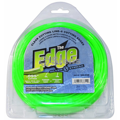 "Picture of .095"" ""Edge"" Trimmer Line - 1 lb. Donut"