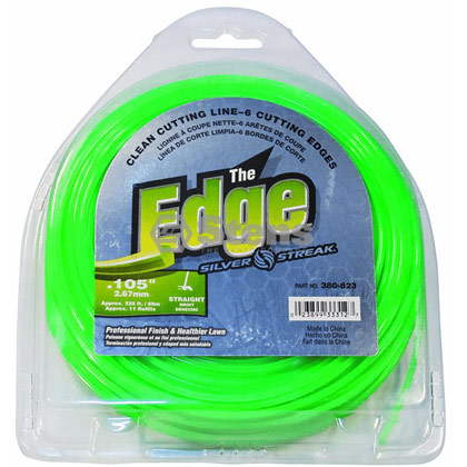 "Picture of .105"" ""Edge"" Trimmer Line - 1 lb. Donut"