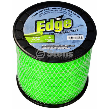 "Picture of .105"" ""Edge"" Trimmer Line - 3 lb. Spool"