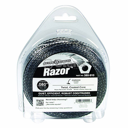 "Picture of .080"" ""Razor"" Trimmer Line - 1/2 lb. Donut"