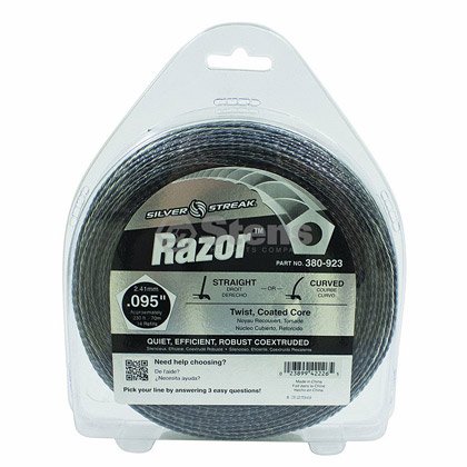 "Picture of .095"" ""Razor"" Trimmer Line - 1 lb. Donut"