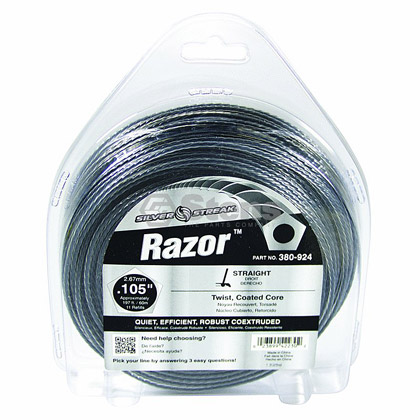 "Picture of .105"" ""Razor"" Trimmer Line - 1 lb. Donut"