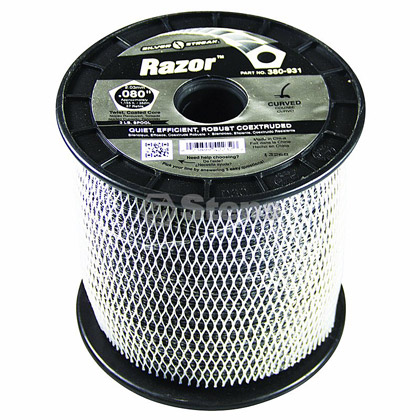 "Picture of .080"" ""Razor"" Trimmer Line - 3 lb. Spool"