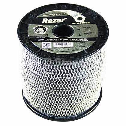 "Picture of .095"" ""Razor"" Trimmer Line - 3 lb. Spool"