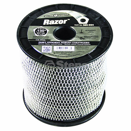 "Picture of .130"" ""Razor"" Trimmer Line - 3 lb. Spool"