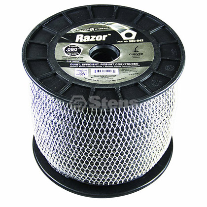 "Picture of .080"" ""Razor"" Trimmer Line - 5 lb. Spool"