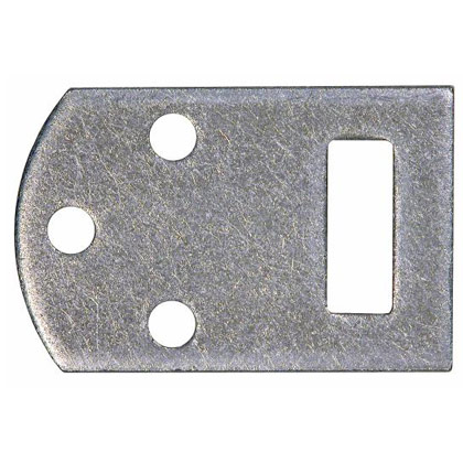 Picture of Welded Corner Plate for B2589W