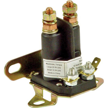 Picture of 4-Pole Solenoid