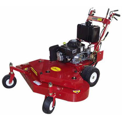 "Picture of Walk-Behind Belt-Driven Mower with 48"" Cutter Deck"