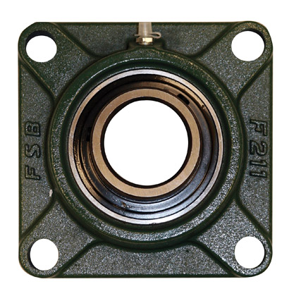 "Picture of 4-Bolt 2"" Flange Bearing with 5-1/8"" Centers"