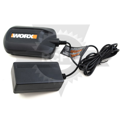 Picture of Worx 20V Li-Ion 3-5 Hour Battery Charger