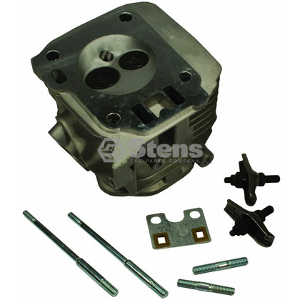 Picture of Cylinder Head Assembly