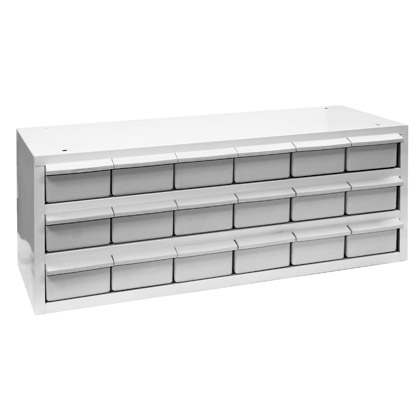 Picture of 18 Drawer Parts Cabinet