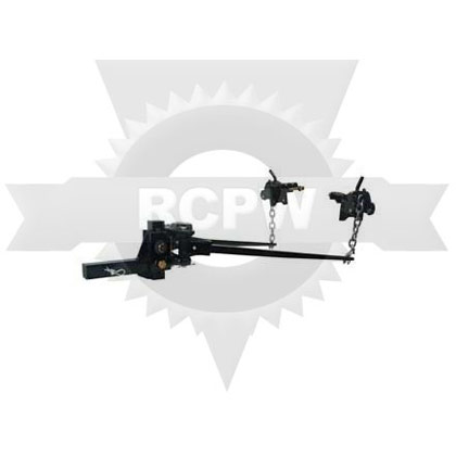 Picture of Weight Distributing Hitch w/ Trunnion Bar