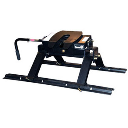 Picture of 5th Wheel Hitch with Mounting Rails