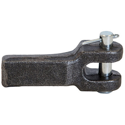 "Picture of 5/16"" Forged Weld-On Safety Chain Retainer"