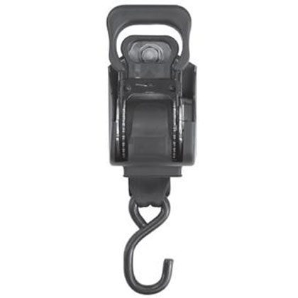 "Picture of 2"" x 10' Retractable Ratchet Tie-Down with Hooks"