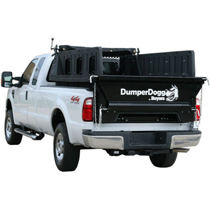 Picture of Dumper Dogg 8' Double Walled Polymer Bed Insert