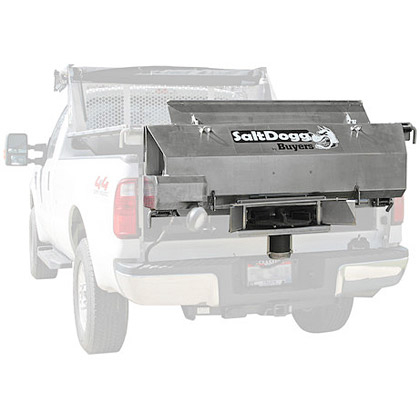 Picture of Stainless Steel SaltDogg DumperDogg Insert Tailgate Salt Spreader