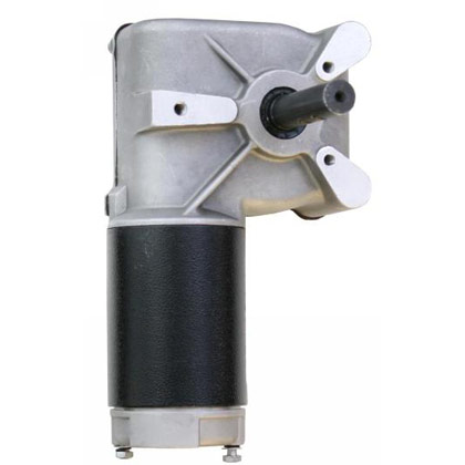 Picture of Plastic and Chrome Replacement Tarp Gear Motor Cover