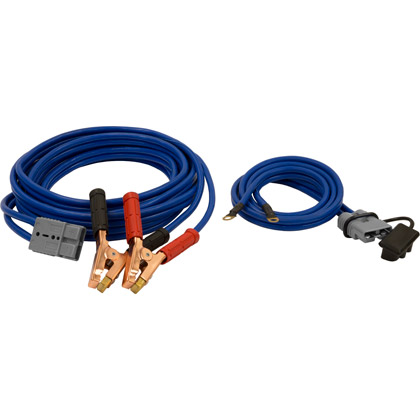 Picture of 25' Jumper Cable with Grey Quick Connect