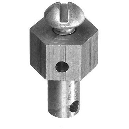 "Picture of Pivot Pin for 3/16"" Lever with 1/4"" Hole"