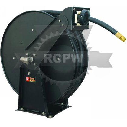 Picture of Hose Reel with Adjustable Spray Nozzle