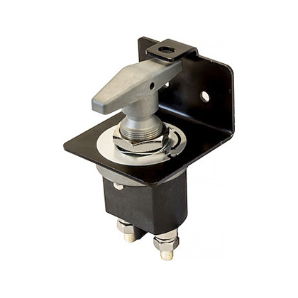 Picture of Locking Battery Disconnect Switch, Dual, 250A