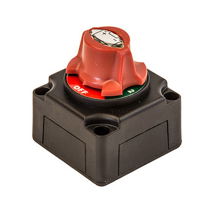 Picture of Dual Battery Isolator Switch, 300A