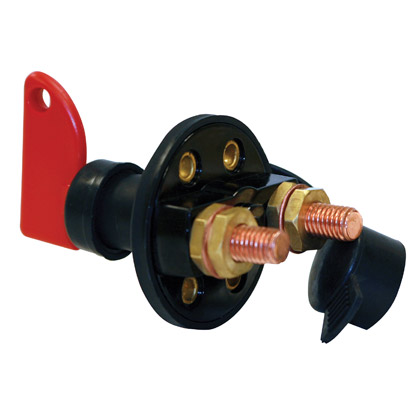 Picture of Master Battery Isolator Switch