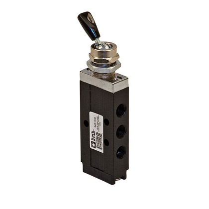 Picture of Toggle Air Valve - 4-Way - 5-Port