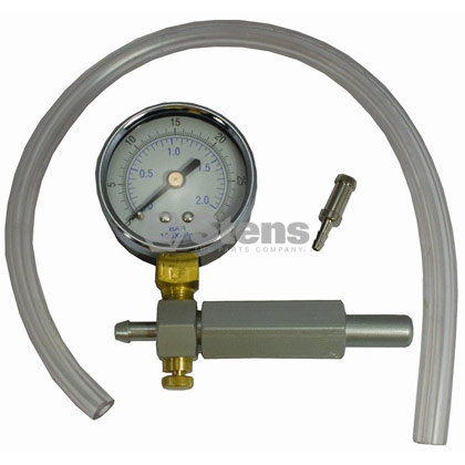Picture of Carburetor Pressure Gauge