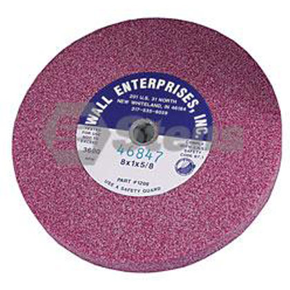 "Picture of 8"" Medium Grinding Wheel"