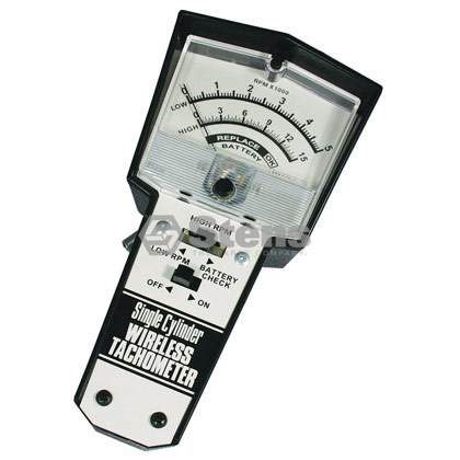 Picture of Wireless Tachometer