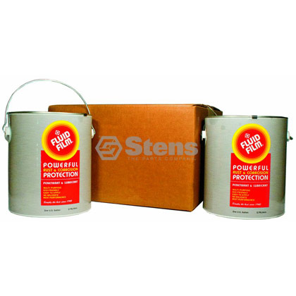 Picture of Fluid Film Rust and Corrosion Protection (Case of 4 x 1 Gallon Cans)